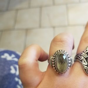 Jewelry - Beautiful Sterling Silver Ring😍💍